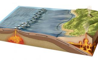 Ilustración geología