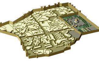 mapa jerus