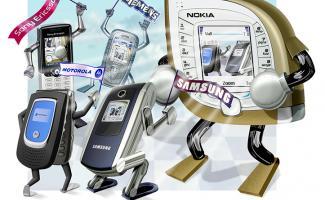 Ilustración móviles