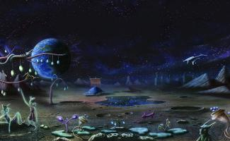 Ilustración planeta 1
