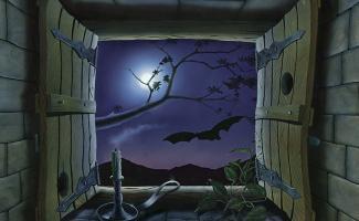 Ilustración ventana
